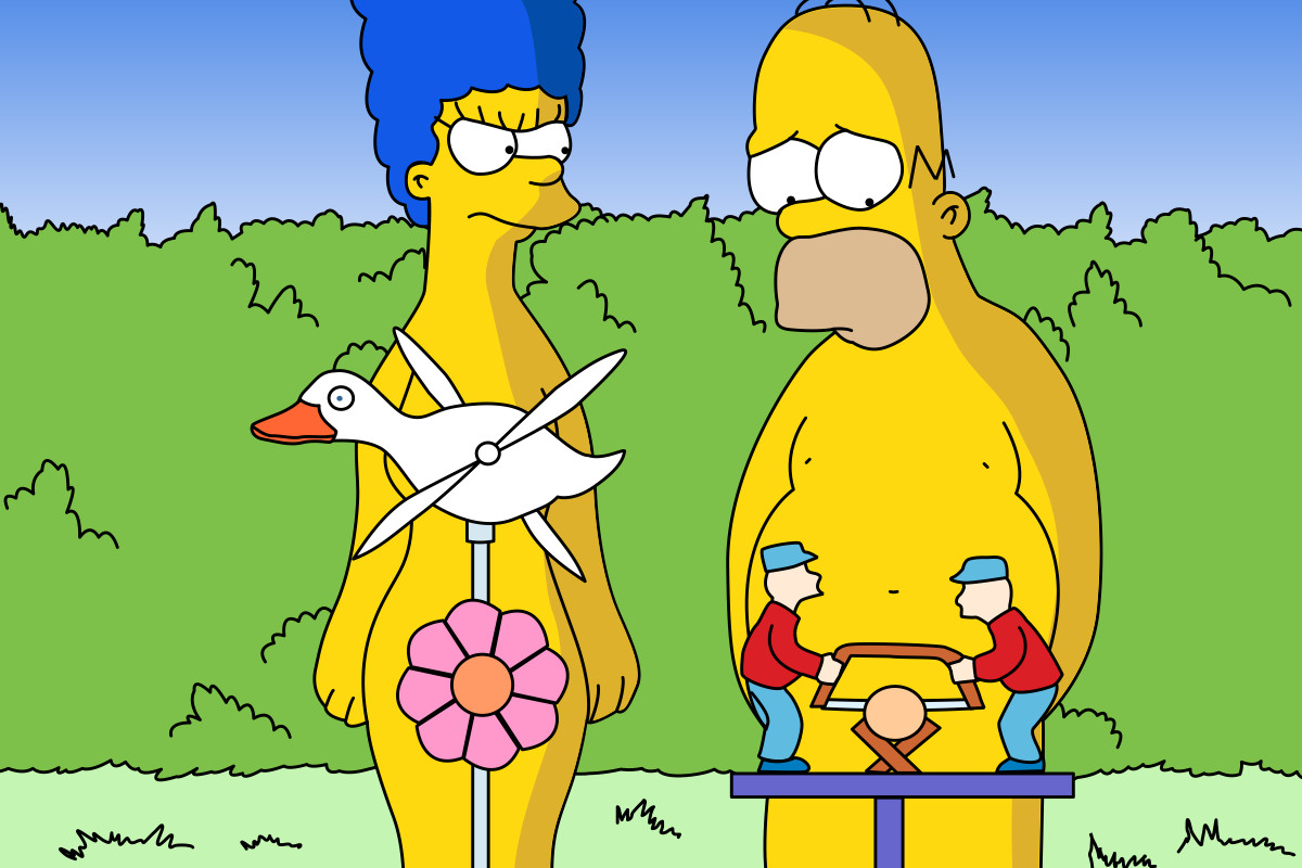 Ausgesuchte Wallpapers Aus Marge Simpson Simpsons Wiki Homer And